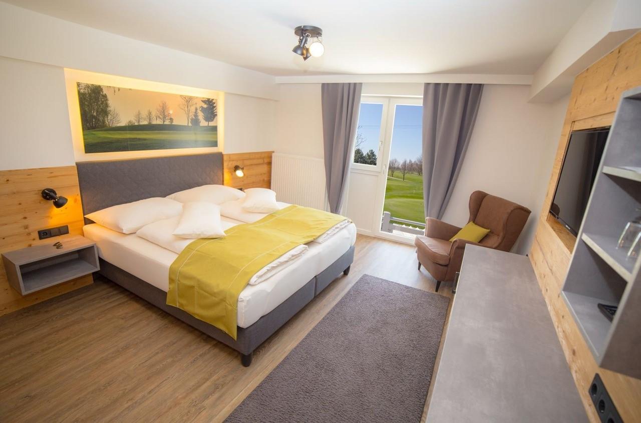 Golf Resort Kremstal Zimmer
